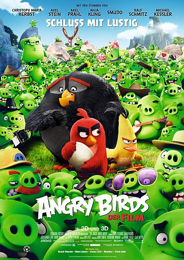 ANGRY BIRDS - DER FILM