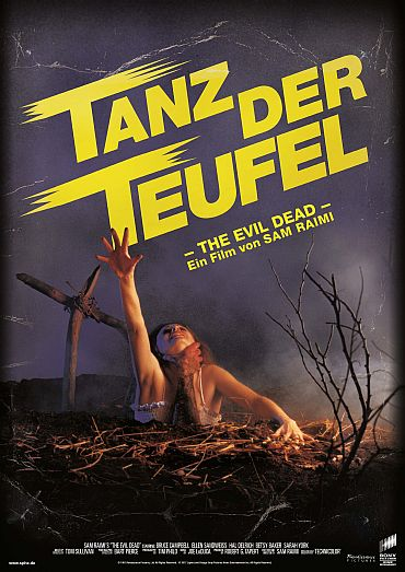 WEIRD WEDNESDAY: TANZ DER TEUFEL (THE EVIL DEAD)