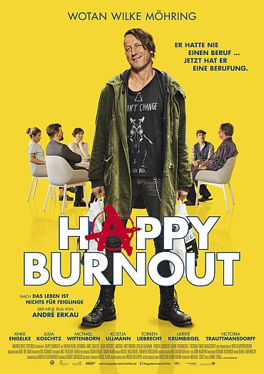 HAPPY BURNOUT