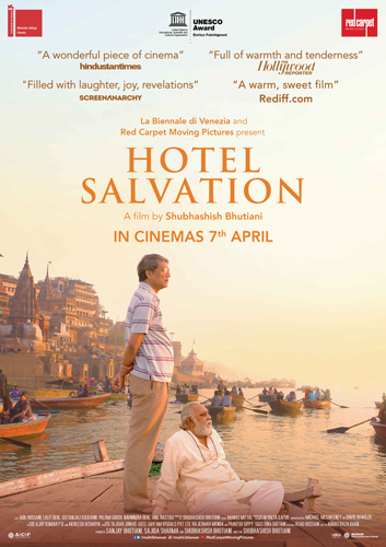 MUKTI BHAWAN - HOTEL SALVATION