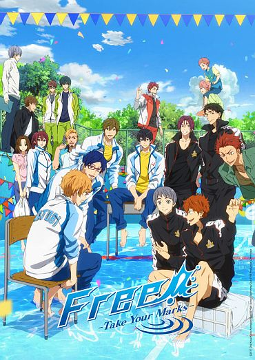FREE! - TAKE YOUR MARKS