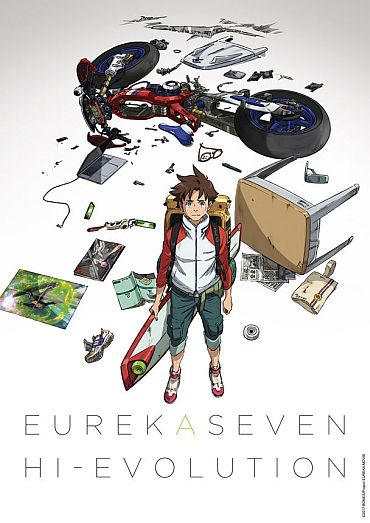 EUREKA SEVEN HI-EVOLUTION 1