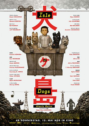 ISLE OF DOGS- ATARIS REISE