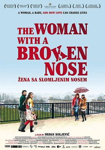 THE WOMAN WITH THE BROKEN NOSE